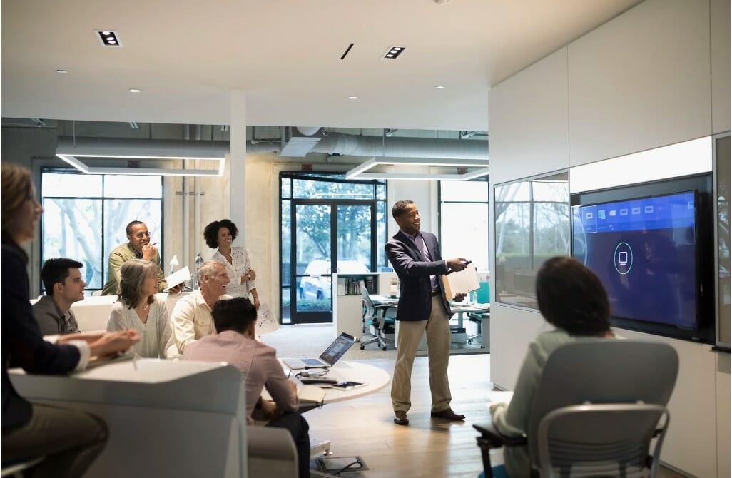 Como se diferenciar usando TV corporativa?
